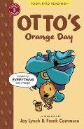 Otto's Orange Day: Toon Books Level 3 (Toon) Cover
