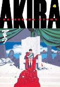 Akira #04: Akira Volume 4