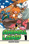 Animal Land #01: Animal Land, Volume 1 Cover