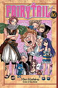 Fairy Tail #16: Fairy Tail 16 Cover