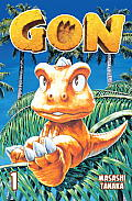 Gon 1 (Gon) Cover