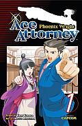 Phoenix Wright: Ace Attorney #01: Phoenix Wright: Ace Attorney, Volume 1
