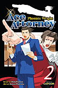 Phoenix Wright: Ace Attorney #02: Phoenix Wright: Ace Attorney, Volume 2