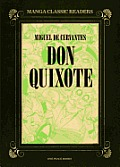 Don Quixote (Manga Classic Readers) Cover