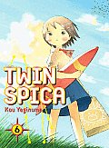 Twin Spica #06: Twin Spica, Volume 6 Cover