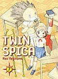 Twin Spica #07: Twin Spica, Volume 7 Cover