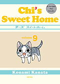 Chis Sweet Home volume 9