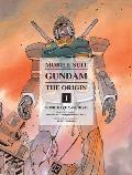 Mobile Suit Gundam THE ORIGIN Volume 1 Activation