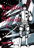 Knights of Sidonia #04: Knights of Sidonia, Volume 4
