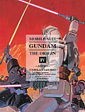 Mobile Suit Gundam: The Origin, Volume 4: Jaburo (Gundam)