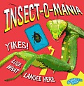 Insect-O-Mania [With Preserved Giant Beetle]