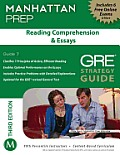 Reading Comprehension & Essays GRE Strategy Guide 3rd Edition