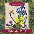 Laundry Basket Quilts 2014 Calendar