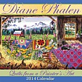 Quilts from a Painter's Art 2014 Calendar