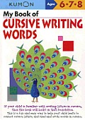 My Book of Cursive Writing Words