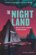 Radium Age Science Fiction #06: The Night Land Cover