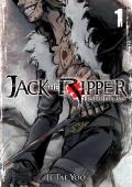 Jack the Ripper: Hellblade, Volume 1 (Jack the Ripper: Hell Blade) Cover