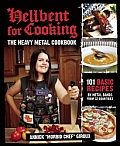 Hellbent for Cooking: The Heavy Metal Cookbook Cover
