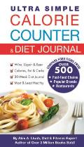 Ultra-Simple Calorie Counter & Diet Journal
