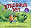 Dinosaur Pet [With CD (Audio)] Cover