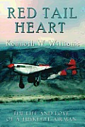 Redtail Heart: The Life and Love of a Tuskegee Airman Cover