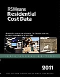 Means Residential Cost Data 2011 (31ST 11 - Old Edition)