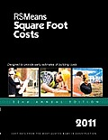 Means Square Foot Costs (11 - Old Edition)