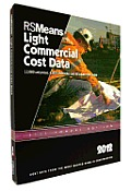 Rsmeans Light Commercial Cost Data 2012: Means Light Commercial Cost Data (Means Light Commercial Cost Data) Cover