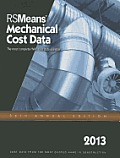 Means Mechanical Cost Data #36TH: 2013 Rsmeans Mechanical Cost Data: Means Mechanical Cost Data