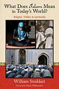 What Does Islam Mean in Today's World?: Religion, Politics, Spirituality