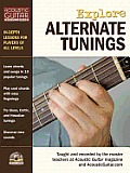 Explore Alternate Tunings: In-Depth Lessons for Players of All Levels