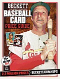 Beckett Baseball Card Price Guide: 2013 Edition (Beckett Baseball Card Price Guide)