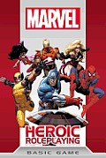 Marvel Heroic Roleplay Basic Game