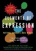 Elements of Expression Putting Thoughts into Words