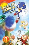 Best of Sonic the Hedgehog #01: Best of Sonic the Hedgehog Comics, Volume 1