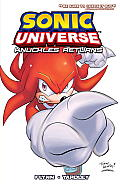 Sonic Universe 3 Knuckles Returns