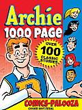 Archie 1000 Page Comics Palooza