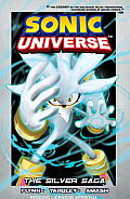 Sonic Universe 7 Silver Saga