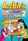 Archie Fun 'n' Games Activity Book 2 (Archie Fun & Games)