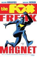 Fox Freak Magnet