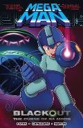 Mega Man 7: Blackout: The Curse of Ra Moon (Mega Man)