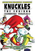Sonic the Hedgehog Presents Knuckles the Echidna Archives 5 (Knuckles Archives)