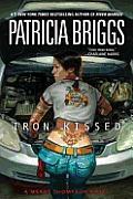 Iron Kissed Mercy Thompson 3