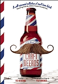 Craft Beerds A Well Groomed Collection of Craft Beer Labels with Staches Burns Beards & All Lengths in Between