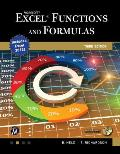 Microsoft Excel 2013 Functions and Formulas: Third Edition (Computer Science)