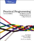 Practical Programming 2nd Edition An Introduction to Computer Science Using Python 3