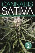 Cannabis Sativa Volume 2: The Essential Guide to the World's Finest Marijuana Strains Cover