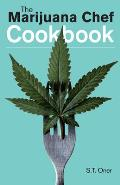 The Marijuana Chef Cookbook Cover