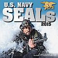 U.S. Navy Seals 2015 Mini: 16-Month Calendar, Including September Through December 2014