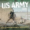 U.S. Army 2015 Mini: 16-Month Calendar Including September 2014 Through December 2015